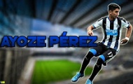 Ayoze Perez, sao Newcastle đang rơi vào tầm ngắm của Barcelona