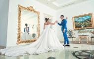 Ngắm bộ ảnh cưới đẹp ngây ngất của Xhaka