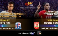 Vòng 16 Chinese Super League: Cạm bẫy chờ Scolari