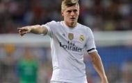 Khả năng chuyền bóng điêu luyện của Kroos
