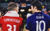 Siêu đội hình ngôi sao MLS đấu Real Madrid: Có Kaka, Villa & Schweinsteiger