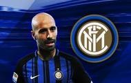 Borja Valero, ngôi sao chuẩn bị cập bến Inter