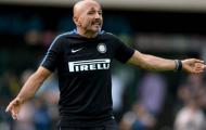 Spalletti toát mồ hồi trong trận đầu tiên dẫn dắt Inter