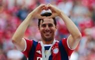 Top 10 ngôi sao Nam Mỹ thành công nhất tại Bayern trong thế kỷ 21: 'Người không tuổi' Peru