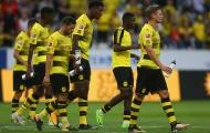 Aubameyang ghi bàn, Dortmund vẫn thua sốc CLB hạng tư