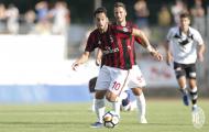 Milan nhẹ nhàng chiến thắng trong ngày ra mắt của 5 tân binh