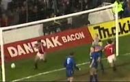 Brian McClair, số 9 huyền thoại của Man Utd