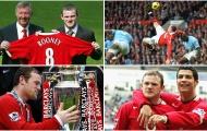 Cảm ơn Rooney! 13 năm tạo nên huyền thoại