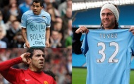 Vào ngày này  14.7  Từ chối MU, Tevez gia nhập Man City