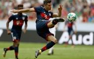 Lewandoski lập siêu phẩm, đưa Bayern vào chung kết