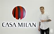 Đội trưởng của Lazio âm thầm đến Milan kiểm tra y tế