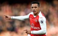 Alexis Sanchez 'bít cửa' đến Bayern Munich