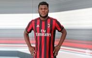 Franck Kessie - 'Yaya Toure mới' của AC Milan