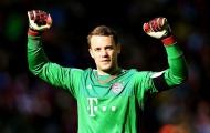 CHÍNH THỨC: Neuer tiếp quản băng đội trưởng của Lahm