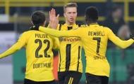 Đóng cửa chuyển nhượng, Dortmund sẽ đá đội hình nào mùa giải mới?