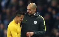 Pep Guardiola 'bày mưu' cho Sanchez rời Arsenal