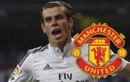 Chuyển nhượng Anh 20/07: M.U thỏa thuận ngầm với Bale; Man City chốt thêm 4 tân binh