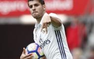 Morata 'nép mình' trong danh sách 10 tiền đạo hiệu quả nhất từng khoác áo Chelsea