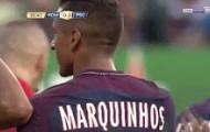 Video bàn thắng của Marquinhos (Roma vs PSG)