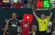 Màn trình diễn của Andreas Pereira vs Manchester City