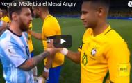 Trận đấu mà Neymar khiến Messi phải 'nóng mặt'