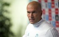 Chuyển động Real Madrid: Vấn đề của Zidane