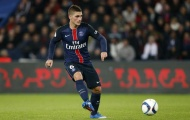 Laurent Blanc: Barca khó có cửa mua được Verratti