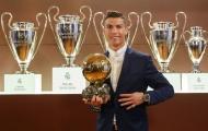 Ronaldo chỉ ra 4 cái tên đe dọa QBV của anh