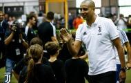 Davids, Trezeguet cùng Juventus ra mắt học viện bóng đá thứ 3 tại Mỹ