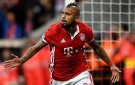 Bayern 100% không bán Vidal cho Inter Milan