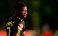 Tung dàn hảo thủ, Dortmund vẫn thất bại trước 'hàng xóm' Barcelona