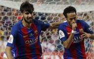 Barca 'vất vả' thanh lý Andre Gomes