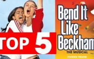 Top 5 điều thú vị về Sút như Beckham (Bend It Like Beckham 2004)