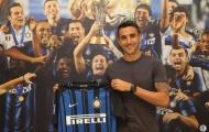 CHÍNH THỨC: Inter ra mắt tân binh 24 triệu Euro