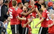 Man Utd là ƯCV nặng ký cho chức vô địch Premier League