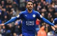 Mahrez: 'Tôi muốn nói chuyện với AS Roma'