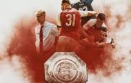 10 thống kê đáng xem nhất ngày 6/8: Wembley và chức vô địch của Arsenal
