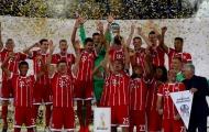 Hạ Dortmund trên chấm 11m, Bayern xuất sắc giành Siêu cúp Đức