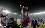 Ibrahimovic thời còn khoác áo Barca