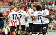 Không Coutinho, Liverpool vẫn 'nghiền nát' Athletic Bilbao