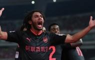Từ chối Leicester, Elneny nguyện trung thành với Arsenal