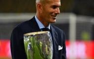 10 thống kê vĩ đại sau trận Siêu Cúp: Zidane đi vào lịch sử