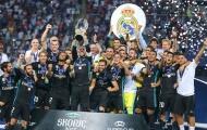 Real vô địch Siêu cúp: Thời khắc của sự thật