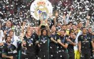 Tung 2 đòn chí mạng, Real đả bại M.U giành Siêu Cúp châu Âu
