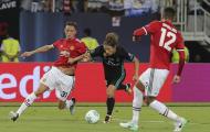 M.U thua Real: Sự khác biệt giữa sao hạng 1 và sao hạng 2