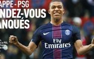 Chuyển nhượng Pháp 11/08: PSG chốt 180 triệu mua Mbappe; Aurier rất gần M.U