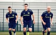 Everton chọn cách độc, lạ để công bố mẫu áo đấu thứ ba