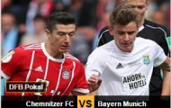 Highlights: Chemnitzer 0-5 Bayern Munich (DFB-Pokal)