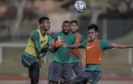 U22 Indonesia thiếu tự tin trước trận ra quân gặp U22 Thái Lan