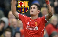 Thua bạc nhược trước Real, Barca nâng giá hỏi mua Coutinho lần thứ 3